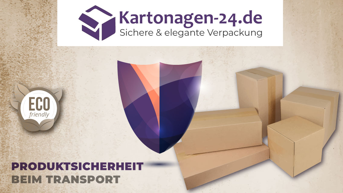 Kartonagen-24 Sicherheit beim Transport